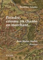 PEINDRE, COMME ON CHANTE EN MARCHANT...