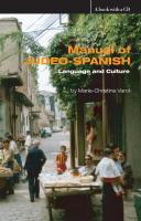 Manual of Judeo-Spanish (Livre + 1 CD)