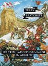 Les Tribulations d'un mage en Aurient de Terry PRATCHETT (La Dentelle du Cygne)