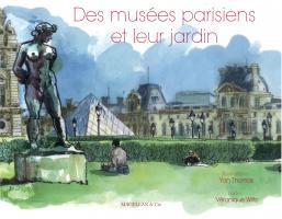 Des musées parisiens et leur jardin
