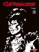Corto Maltese en noir et blanc relié - Tango de Hugo PRATT (Casterman)