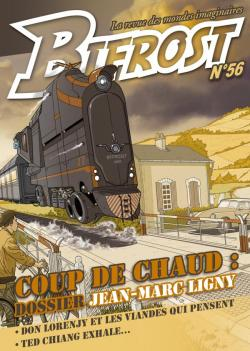 Bifrost n° 56 de Olivier GIRARD, Jean-Marc  LIGNY, Ted CHIANG, Don LORENJY