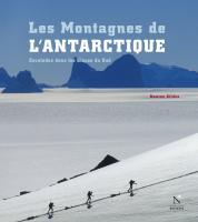Les Montagnes de l'Antarctique