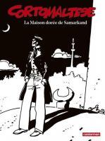 Corto Maltese en noir et blanc relié - La Maison dorée de Samarkand de Hugo PRATT (Casterman)