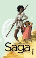 Saga tome 3 de Brian K. VAUGHAN, Fiona STAPLES (Urban indies)