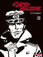 Corto Maltese en noir et blanc relié - Les Celtiques de Hugo PRATT (Casterman)