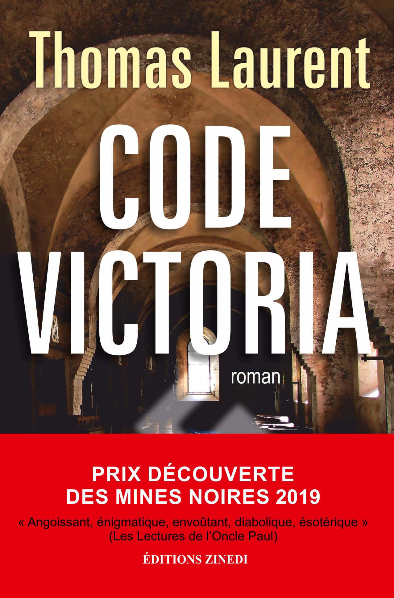 Prix Découverte des Mines Noires 2019 pour Code Victoria