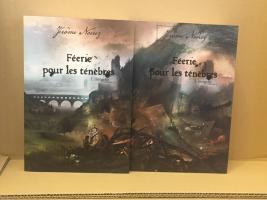 Intégrale Féerie pour les ténèbres (2 volumes) de Jérôme  NOIREZ (Kvasar)