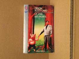 La Voix des morts de Orson Scott CARD (J'ai Lu SF)