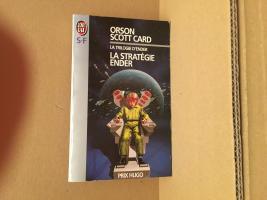 La Stratégie Ender de Orson Scott CARD (J'ai Lu SF)