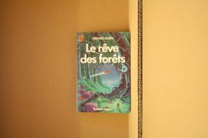 Le Rêve des forêts de Gérard KLEIN (J'ai Lu SF)