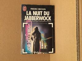 La Nuit du Jabberwock de Fredric BROWN (J'ai Lu SF)