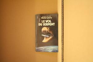 Le Vol du serpent de Michel  JEURY (Pocket SF)