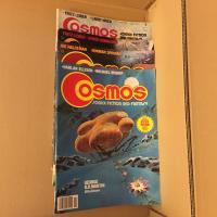 Lot revue Cosmos (4 premiers numéros) de  COLLECTIF (Cosmos)