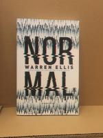 Normal de Warren ELLIS (AU DIABLE VAUVERT)