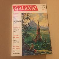 Galaxie (2ème série) n° 23 de Frederik POHL, Jack WILLIAMSON, Philip K. DICK, Lester DEL REY, J. T. MacINTOSH, Jack SHARKEY, Keith LAUMER (Galaxie (2ème série))