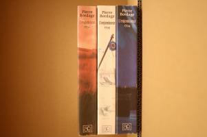 Lot : Trilogie de l'Enjomineur de Pierre BORDAGE (La Dentelle du Cygne)