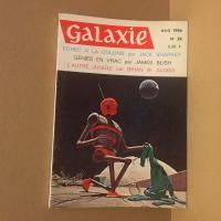 Galaxie (2ème série) n° 24 de Brian ALDISS, John BRUNNER, C. C. MacAPP, James BLISH, Jack SHARKEY, Robert BLOCH, Alfred COPPEL, Frederik POHL, Jack WILLIAMSON (Galaxie (2ème série))