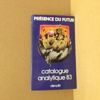Présence du futur - Catalogue analytique 1983 de  COLLECTIF (Catalogue analytique)