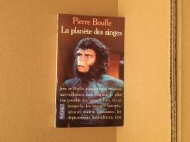 La planète des singes de Pierre BOULLE (Pocket Littérature - Best)
