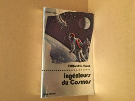 Ingénieurs du cosmos de Clifford Donald SIMAK (Super fiction)