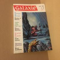 Galaxie (2ème série) n° 28 de Gordon Rupert DICKSON, Robert SHECKLEY, Jerome BIXBY, Keith LAUMER, Robert (Edward) LORY, Bruce McALLISTER, Fred SABERHAGEN (Galaxie (2ème série))