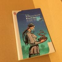 Komarr : La saga Vorkosigan de Lois McMaster BUJOLD (J'ai Lu)