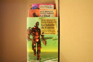 Lot : Dune - La Genèse de Brian HERBERT, Kevin J. ANDERSON (Ailleurs et demain)