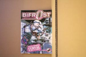 Bifrost n° 31 de Olivier GIRARD, Claude ECKEN,  CHABEUH, Philippe CAZA, George R.R. MARTIN, Sara  DOKE, Philippe  CURVAL, Pierre STOLZE, Philippe PAYGNARD, Richard COMBALLOT, Alain SPRAUEL, Roland LEHOUCQ, Alfred BESTER, Gilles GOULLET (Bifrost)