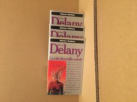 Lot : Intégrale La Chute des Tours de Samuel R. DELANY (Pocket SF)