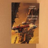 Les Tours de Samarante de Norbert MERJAGNAN (Lunes d'Encre)