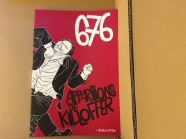 676 apparitions de Killoffer de Patrice KILLOFFER (L'ASSOCIATION)