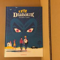 L'Été Diabolik de Thierry SMOLDEREN (DARGAUD)