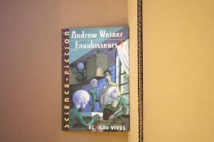 Envahisseurs ! de Andrew WEINER, Fabienne ROSE, Fred SORRENTINO (Bélial Science-Fiction)