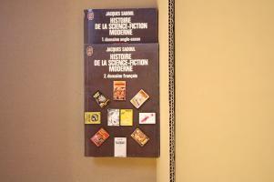Lot : Histoire de la science-fiction moderne de Jacques SADOUL (J'ai Lu SF)