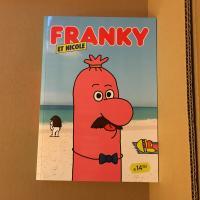 Franky (et Nicole) 3 de  WINSHLUSS, Morgan NAVARRO (REQUINS MARTEAUX)