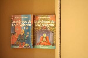 Lot : Le Château de Lord Valentin de Robert SILVERBERG (J'ai Lu SF)