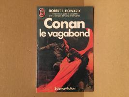 Conan le vagabond de Lyon Sprague DE CAMP, Lin CARTER, Robert E. HOWARD (J'ai Lu SF)