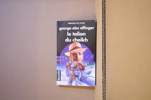Le Talion du cheikh de George Alec EFFINGER (Présence du futur)