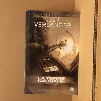 La Terre sauvage de Gilles THOMAS, Julia VERLANGER, Laurent  GENEFORT, Serge PERRAUD (Trésors de la SF)