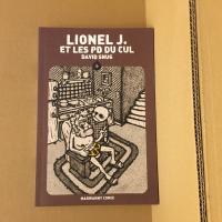 Lionel J et les pd du cul de David SNUG (MARWANNY COMICX)