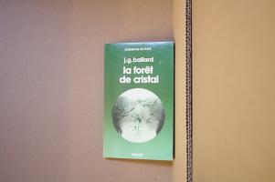La Forêt de cristal de James Graham BALLARD (Présence du futur)