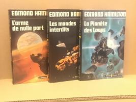 La Trilogie Loups des étoiles de Edmond HAMILTON (Le Masque SF)