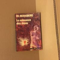 La Naissance des dieux de Charles HENNEBERG (Le Masque SF)