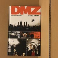 DMZ tome 1 de Brian WOOD, Riccardo BURCHIELLI (DC Classiques)