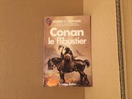 Conan le flibustier de Robert E. HOWARD, Lyon Sprague DE CAMP (J'ai Lu SF)
