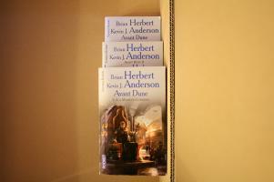 Intégrale Avant Dune de Brian HERBERT, Kevin J. ANDERSON (Pocket SF)