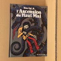 L'Ascension du Haut Mal de David B. (L'ASSOCIATION)