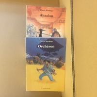 Lot : Abzalon & Orchéron de Pierre BORDAGE (Bibliothèque de l'évasion)