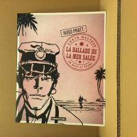 Corto Maltese en noir et blanc, Tome 2 : La ballade de la mer salée de Hugo PRATT (Casterman)